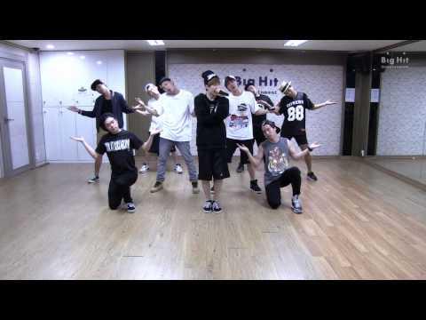 Bangtan Boys (BTS): Adult Child dance practice