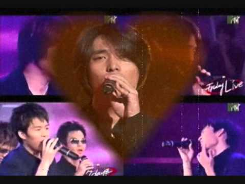 Suh Jae Ho singing in Japanese: WANTED