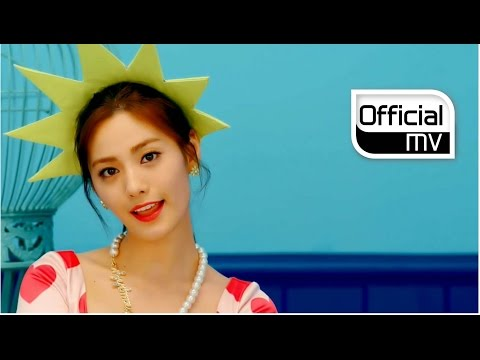 Orange Caramel: My Copycat