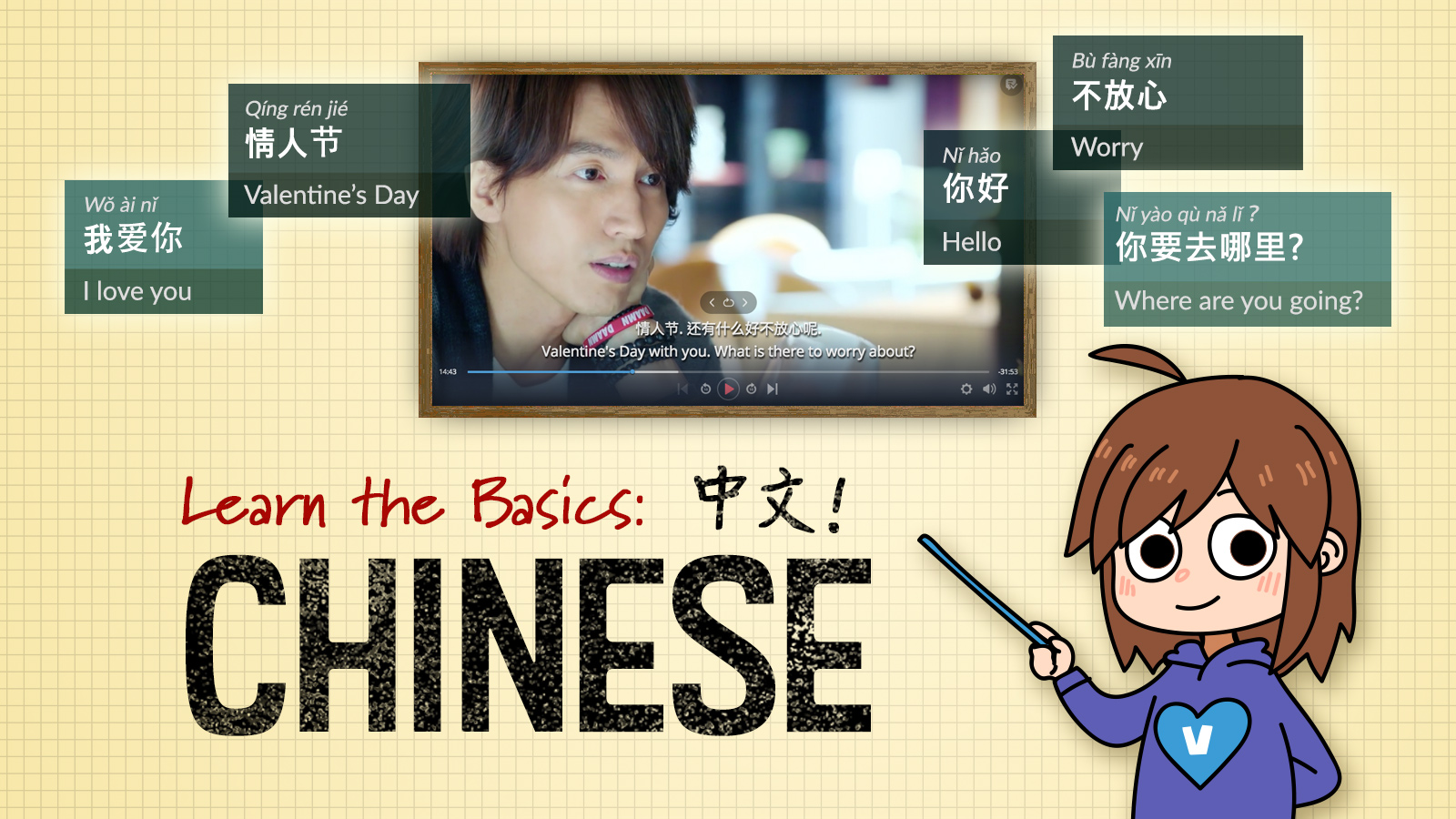 Learn the Basics: Chinese