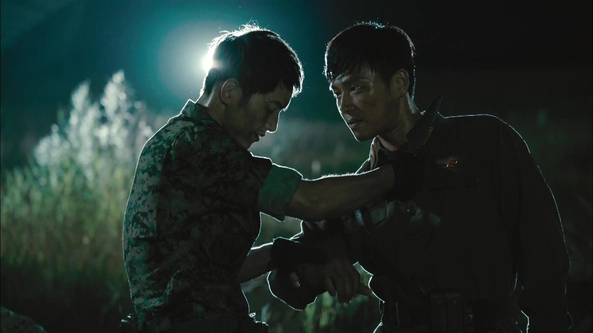 Descendants of the Sun Episode 1