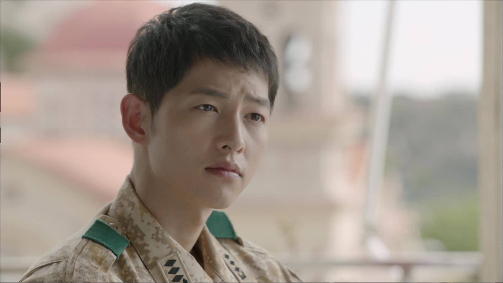 Descendants of the Sun Episode 4