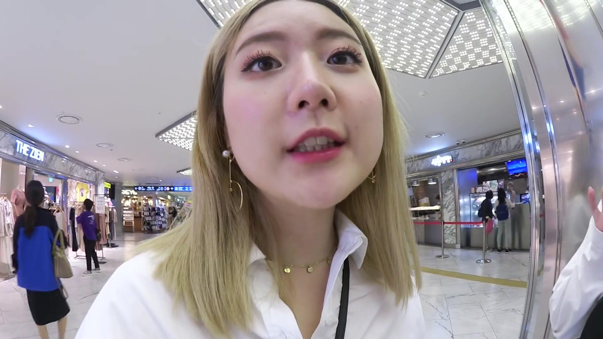 Q2Han Episode 25: $100 Shopping Challenge for Italy Trip & Jang Woo Hyuk Arcade Café