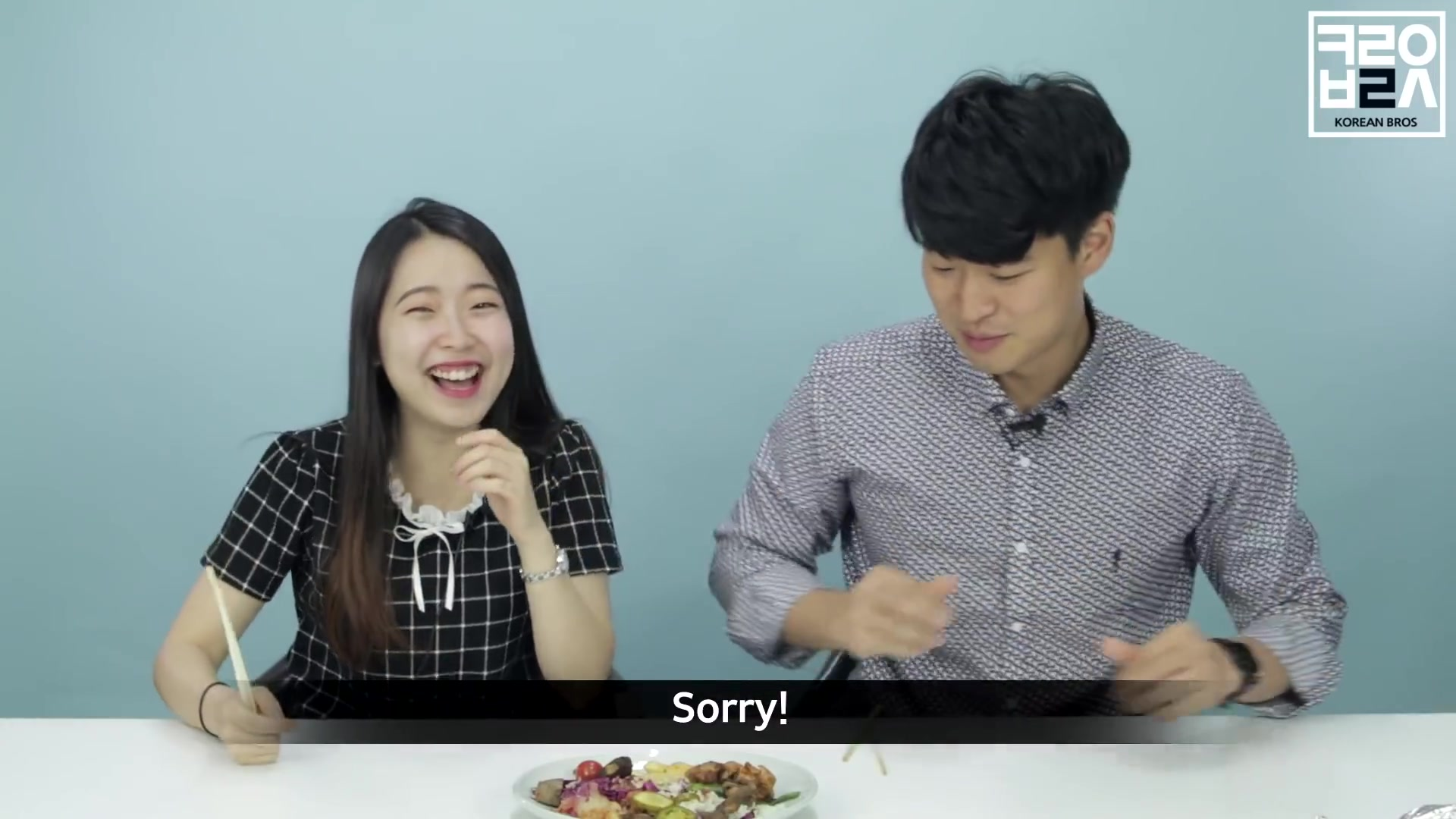Korean Bros Episode 25: Koreans Taste Turkish Food for the First Time