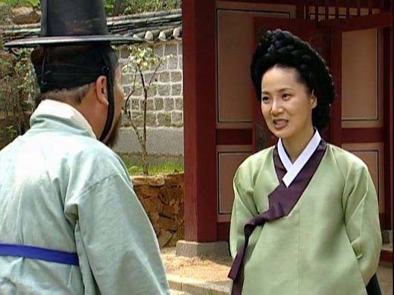 Jewel in the Palace  Episode 4