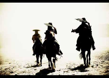 Chuno Trailer: Slave Hunters / Chuno