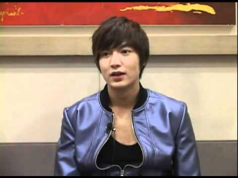 Hyundai Veloster's Interview - Lee Min Ho: City Hunter