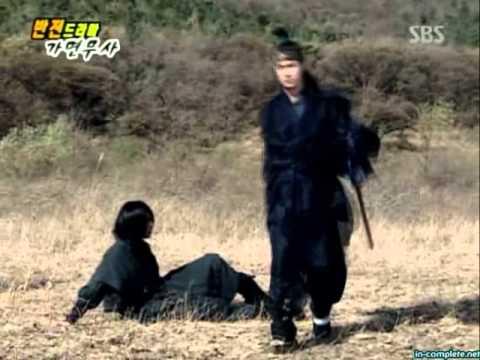 Banjun Drama Episode 2: Banjun Drama - The Masked Fencer (Hardsubbed)