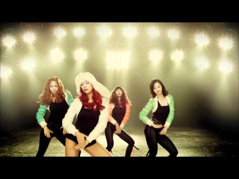 SISTAR: How Dare You [MV]