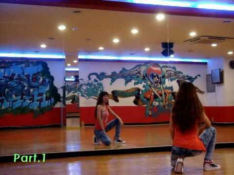 4Minute - Huh (Part 1): Kpop Dance Tutorial