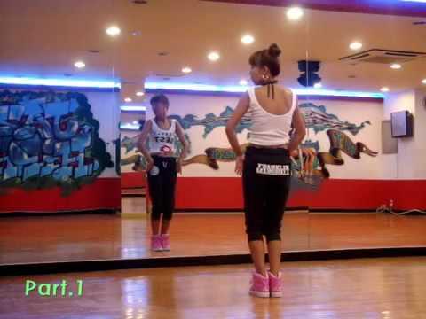 2NE1 - I Don't Care (Part 1): Kpop Dance Tutorial