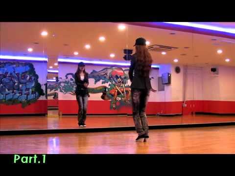 BoA - Hurricane Venus (Part 1): Kpop Dance Tutorial