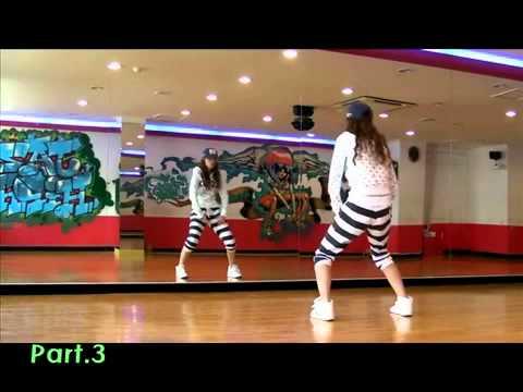 Se7en - Digtal Bounce (Part 1): Kpop Dance Tutorial