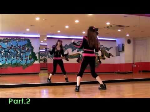 Miss A - Breathe (Part 1): Kpop Dance Tutorial