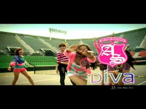 Diva: After School