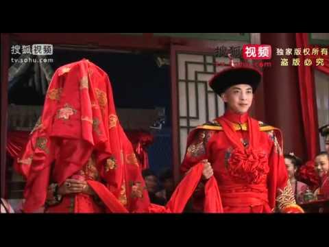 BTS: 93 - Er Kang & Zi Wei's wedding: New My Fair Princess (新還珠格格)