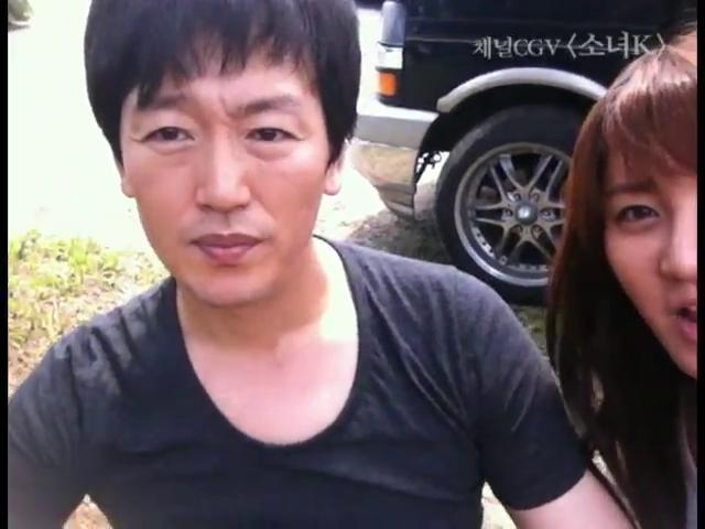 Self Cam of Han Groo and Kim Jung Tae: Killer Girl K