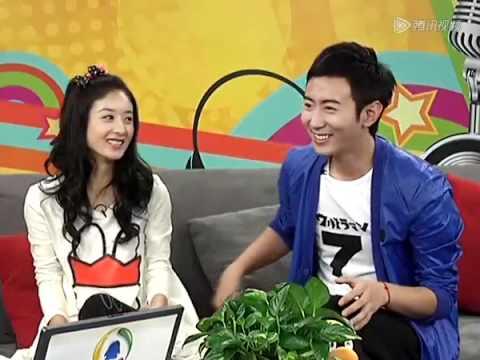 Interview: Qing Er & Xiao Jian: New My Fair Princess (新還珠格格)