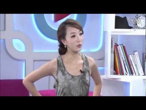 优酷名人坊 2011 尔康 紫薇专访 海陆和李佳航 (Part 1): New My Fair Princess
