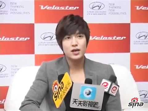 Lee Min Ho 이민호's Hyundai Veloster launch party in China: Lee Min Ho (이민호) Videos