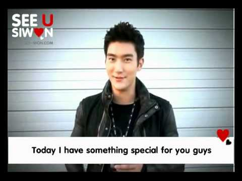 ACER Aspire S Greeting Clip – Siwon [ENG SUB]: Poseidon