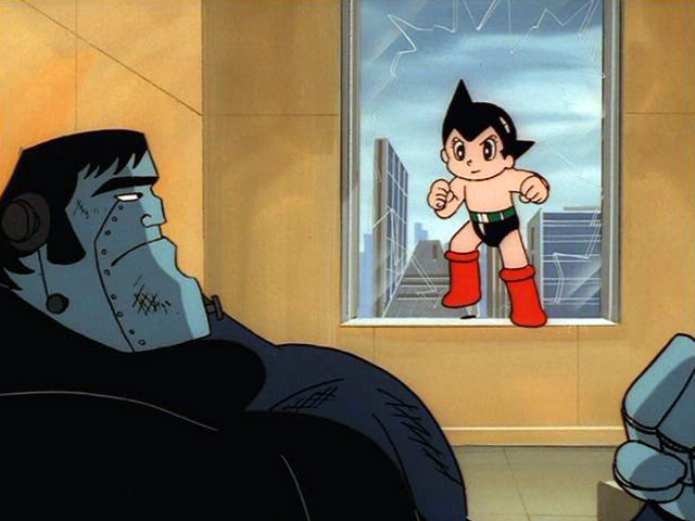 Astro Boy Episode 7: Frankenstein