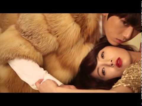 Trouble Maker High Cut Magazine BTS: Trouble Maker (JS & Hyuna)