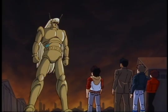 Ambassador Magma Episode 12