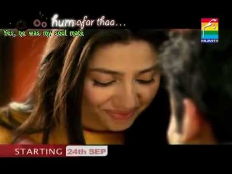 [ENG SUB] Humsafar OST with lyrics karaoke: Soulmate [Humsafar] Completed