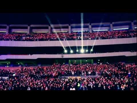 JYJ Worldwide Concert_Be My Girl Flash Mob: JYJ (Jaejoong, Yoochun, Junsu)