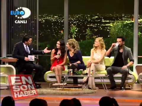 Megan Fox - Beyaz Show Guest