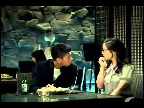 Moon Chae Won and Yoo Ah In's Soju CF: Fashion King
