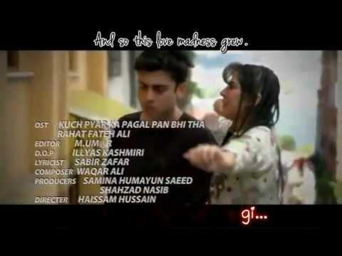 Kuch Pyar ka Pagal Pan Bhi Tha OST: A Bit of Love Madness