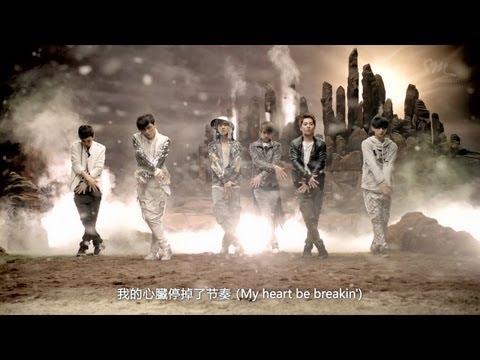 EXO: History (EXO-M)