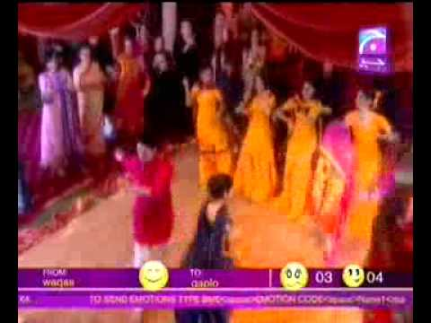 Group Dance: Azar's Wedding Procession Will Come...