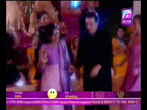 (ft) Actors dancing: Azar's Wedding Procession Will Come...