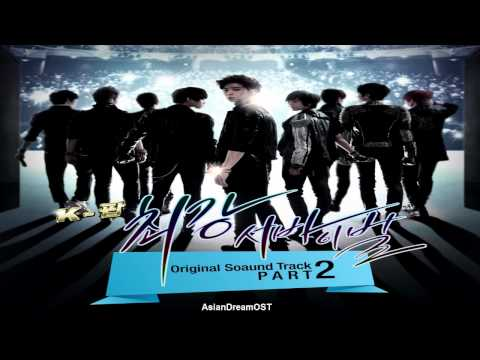 OST part2 M2 - Stand Up: K-POP Extreme Survival