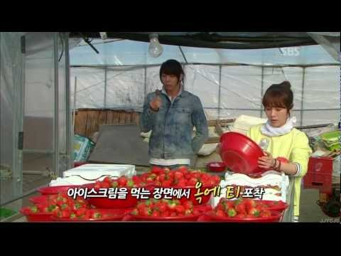 Errors in the filming: Rooftop Prince