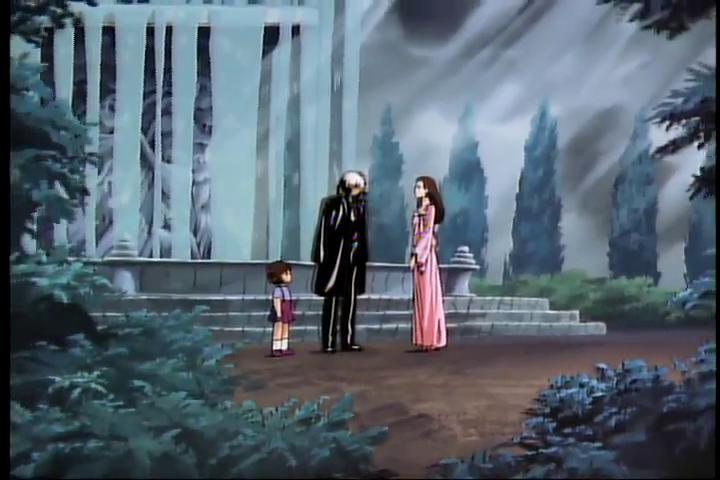 Black Jack (Original Video Animation Series) Episode 1: Black Jack Karte 1st -  Iceberg, Man with Kimaira