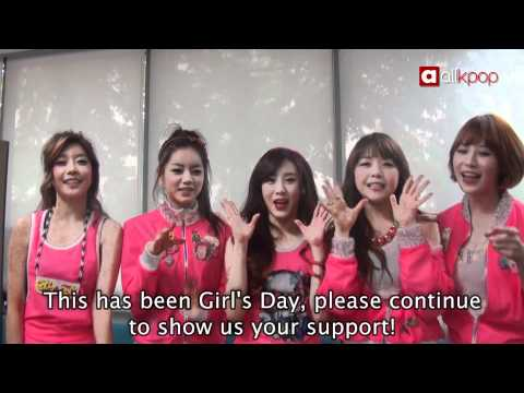 "[Exclusive Contest] Girl's Day ""Oh! My God"" Dance Off!: Girl's Day"