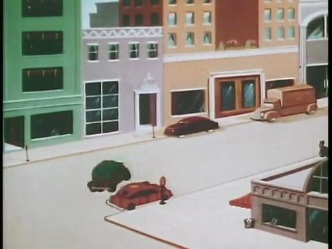 Popeye the Sailor Episode 5: Taxi-Turvy