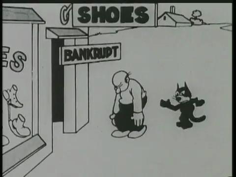 Felix the Cat Episode 8: Felix in Hollywood