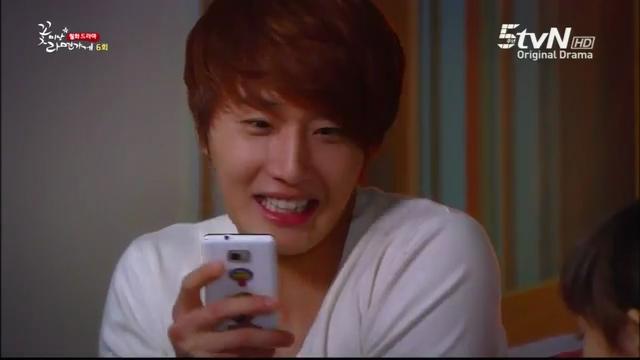 Flower Boy Ramyun Shop Episode 6