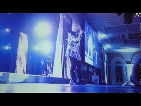 Charice Performance at  WCDE (Part 1): Charice