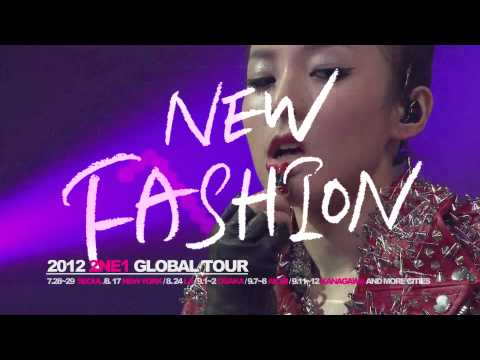 Global Tour 2012 (International Trailer): 2NE1