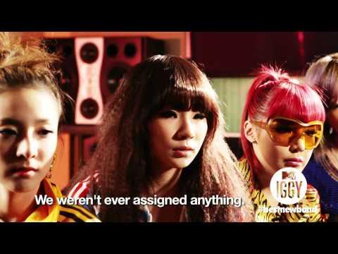 Get to Know 2NE1 - MTV Iggy's Best New Band 2011!: 2NE1