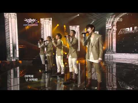 Scribble + This Is War [Live]: MBLAQ