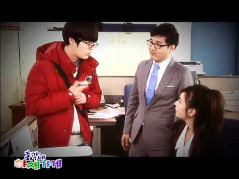 Supernova: Sungje & Jihyuk - Be My Girl