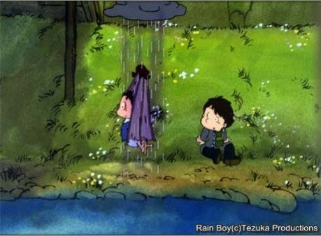 Tezuka Lion Book Series Episode 5: Rain Boy - Japanese dubbed