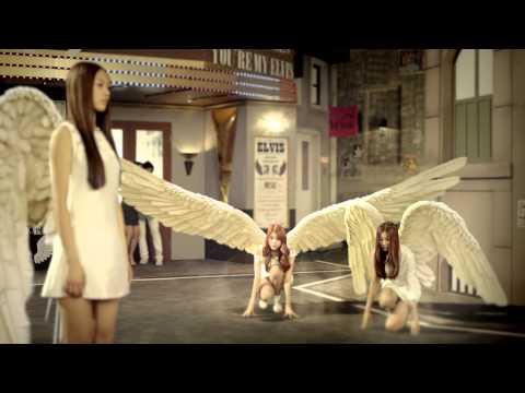 Elvis 1st Single Album Teaser (Ver.Angel): AOA (Ace Of Angels)